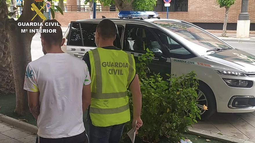 Detenidas 5 personas por cometer 10 robos con fuerza y violencia en Ceutí