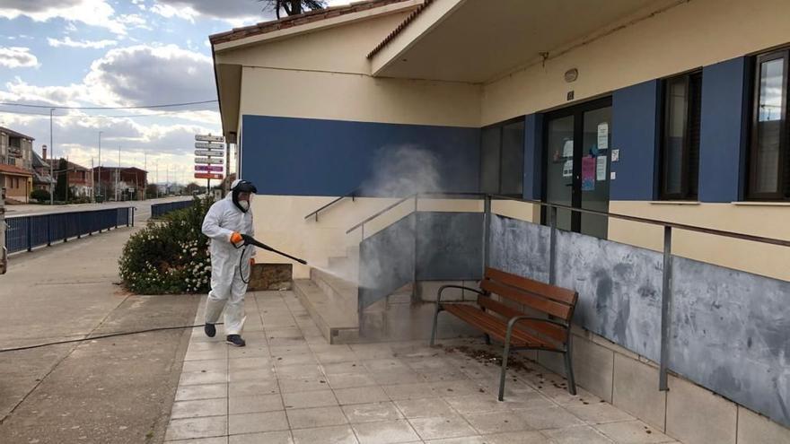 Concentración en Camarzana de Tera el domingo por la reapertura del consultorio