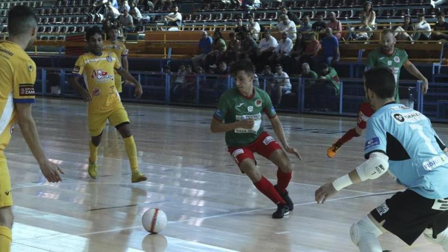 El Inter Movistar B se lleva el trofeo Diputación en los penaltis