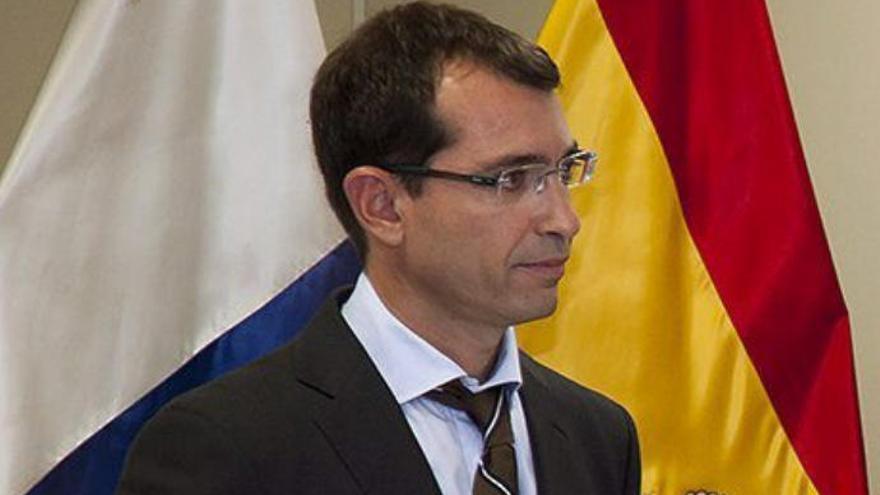 El Estado ratifica el nombramiento de Olivera al frente de la Zona Especial de Canarias