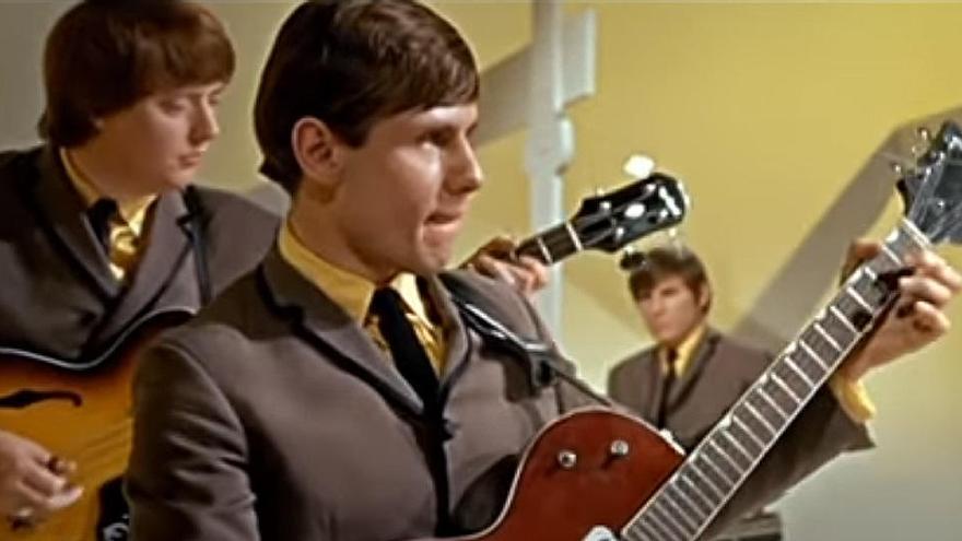 Muere a los 77 años Hilton Valentine, guitarrista de The Animals