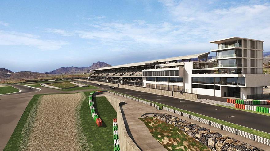 El Circuito será homologado para entrenamientos de Fórmula 1 y MotoGP