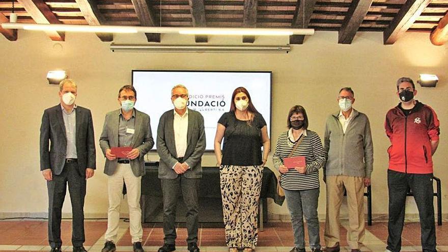 Donació de 34.800 € per a oncologia i la divulgació de la llengua de signes
