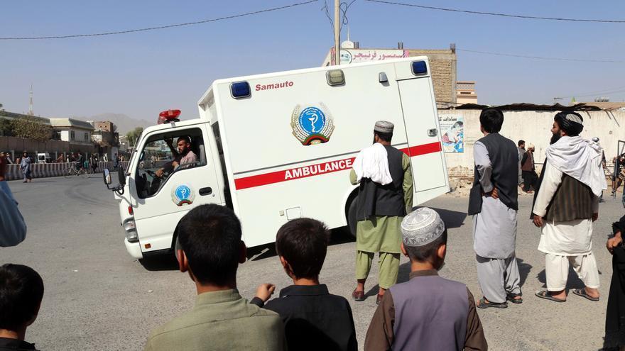 Más de treinta muertos en un atentado en una mezquita chií de Kandahar (Afganistán)