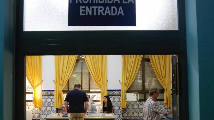 26-M / La jornada de votaciones en Córdoba