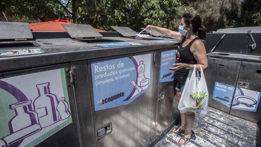 Compromís reclama dos nuevos ecoparques en la Zona Norte y la Playa de San Juan