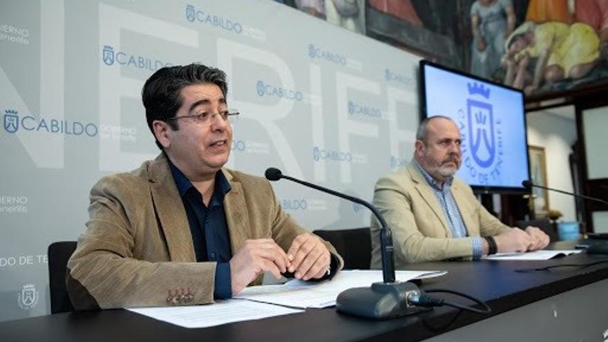 El Cabildo de Tenerife adjudica la obra del ramal de La Esperanza a la TF-5
