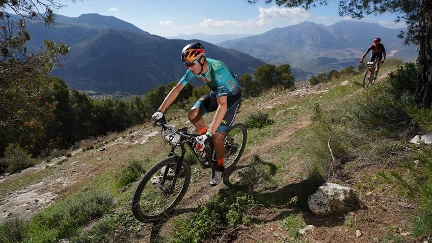 Tiago Ferreira estará en la próxima Andalucía Bike Race
