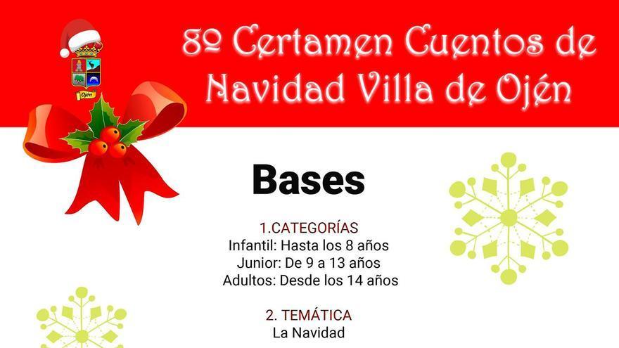 8° Certamen cuentos de navidad Villa de Ojén