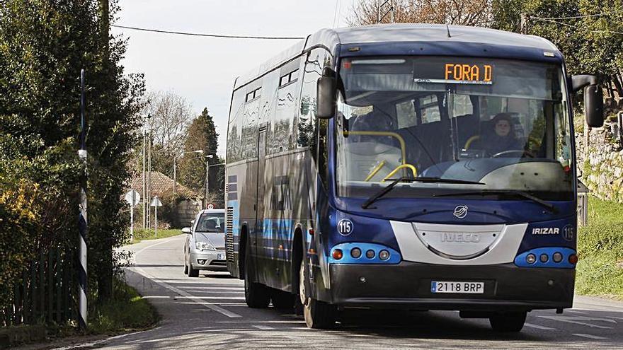 ATSA pierde la concesión de la conexión en bus con Vigo tras cincuenta años