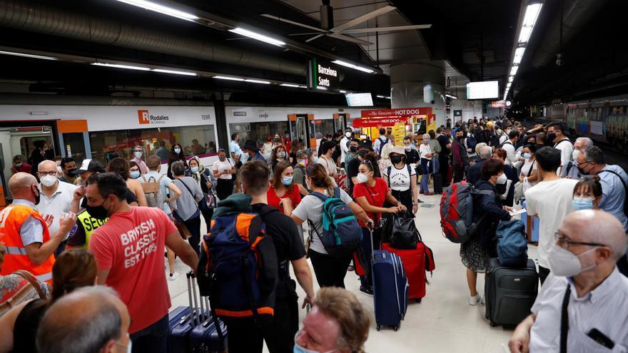 Renfe abre expedientes a los maquinistas por no cumplir los servicios mínimos de la huelga