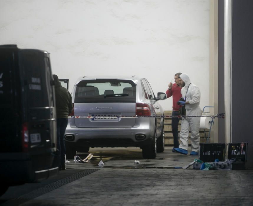 Muere tiroteada la viuda de Vicente Sala