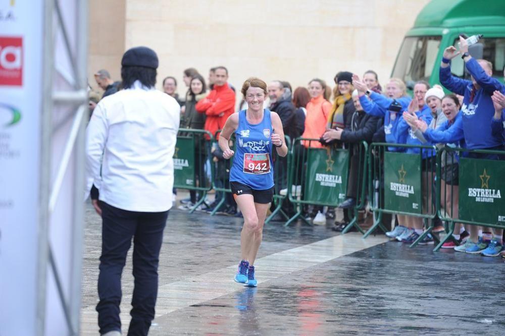 Llegada de la Media Maratón y 10Km de Murcia (II)