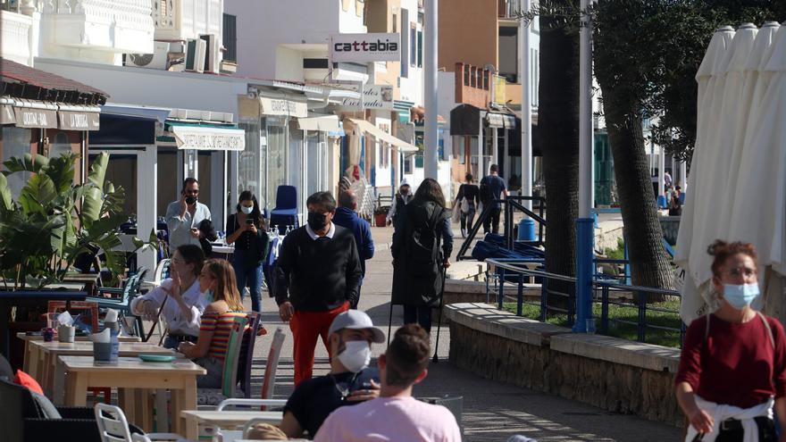 Una semana de tiempo primaveral en Málaga