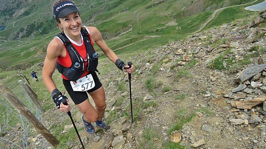 Marisa triunfa en los Pirineos