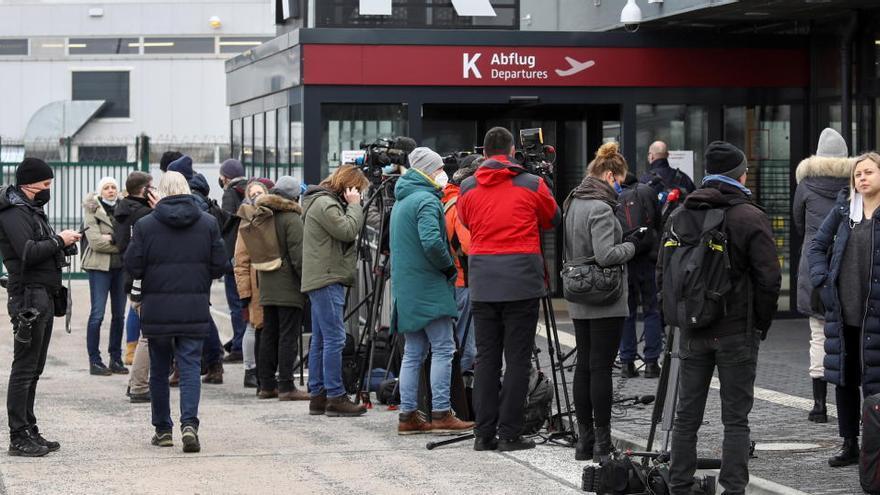 Detienen a activistas que viajaban a Moscú para recibir al opositor Navalni