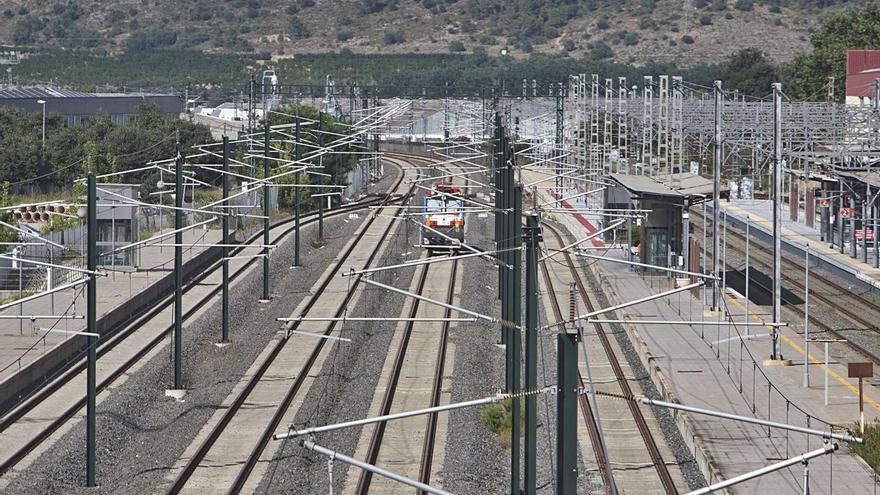 Licitan por dos millones la adaptación de la estación de Xàtiva a la alta velocidad