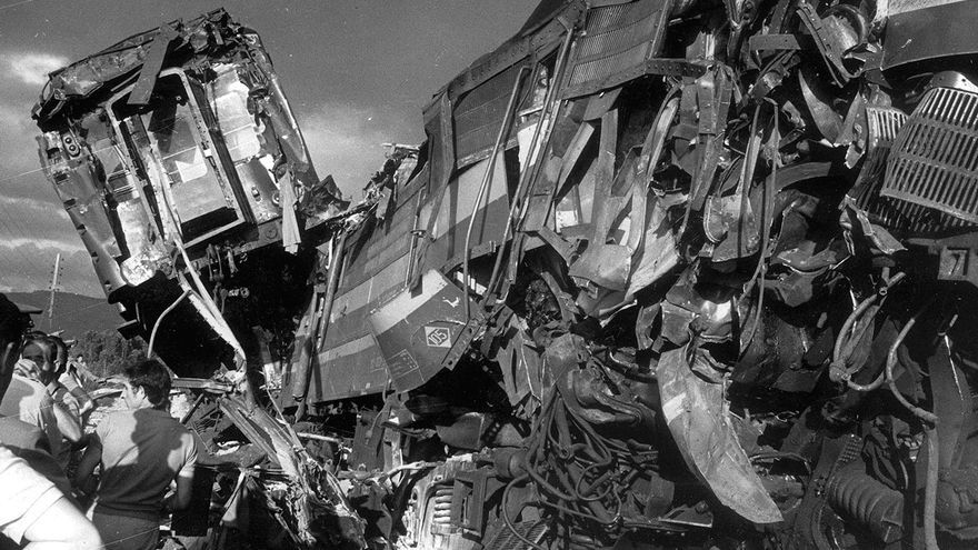 45 años de la página más negra de la crónica ferroviaria de Vigo