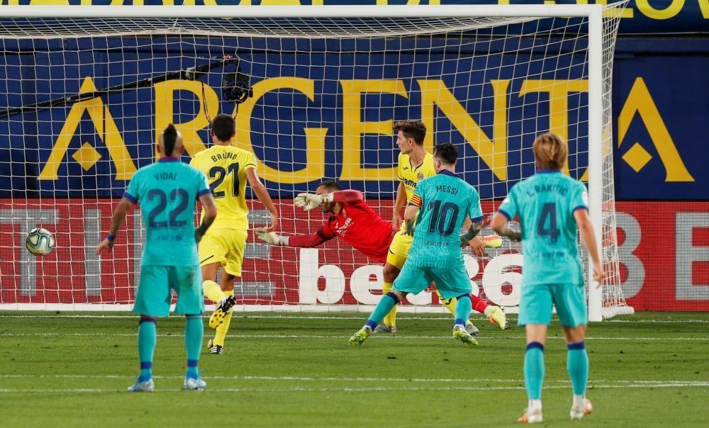 LaLiga Santander. Villarreal - Barcelona