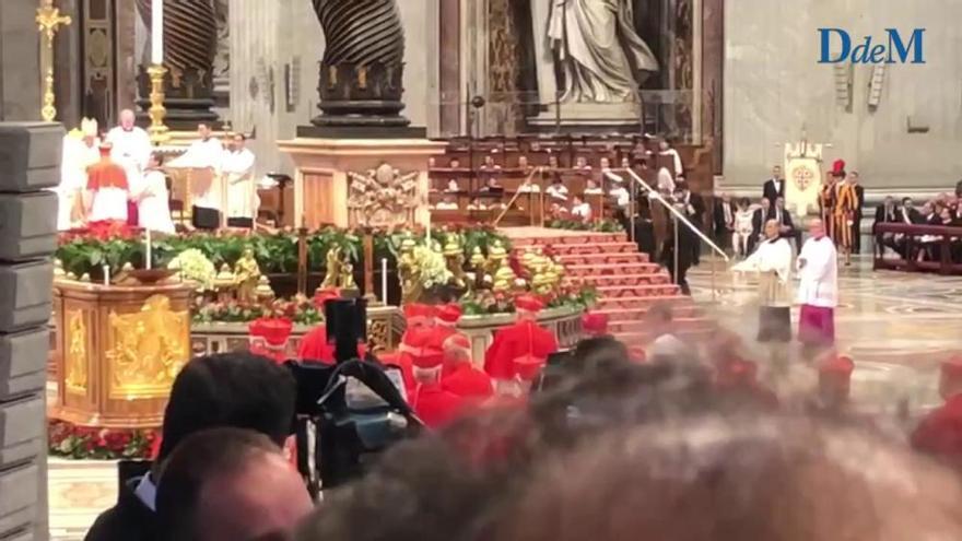 El mallorquín Luis Ladaria ya es cardenal