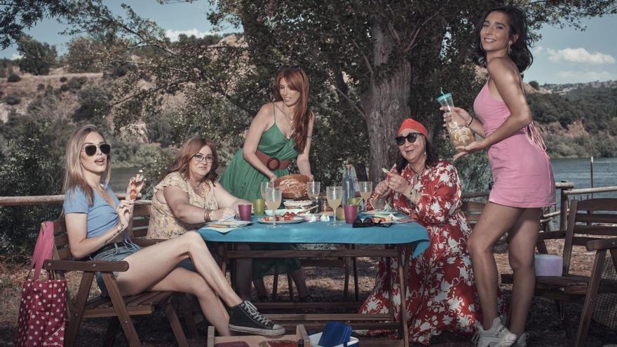Atresplayer Premium estrena 'Ellas', un documental sobre la vida de cinco mujeres trans
