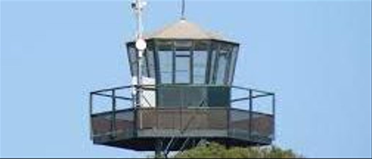Torre de vigilancia de laVallesa