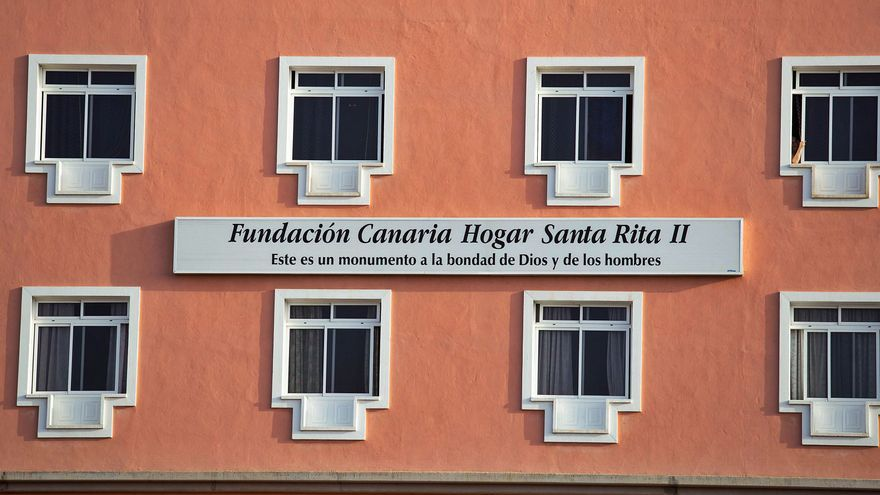 Sarna y desnutrición en la mayor residencia geriátrica de Tenerife