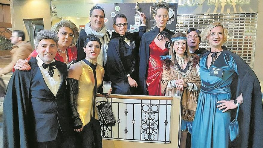 """Una maravilla"" de Carnaval"