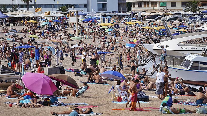 La Costa Brava obre l'agost amb l'esperança d'una elevada ocupació