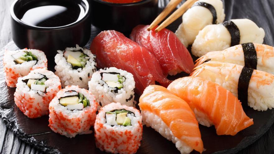 El sushi: orígens i curiositats