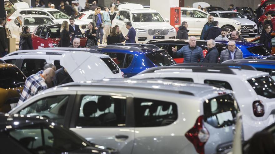 La venta de coches se desploma en marzo un 69 % en la Comunitat Valenciana