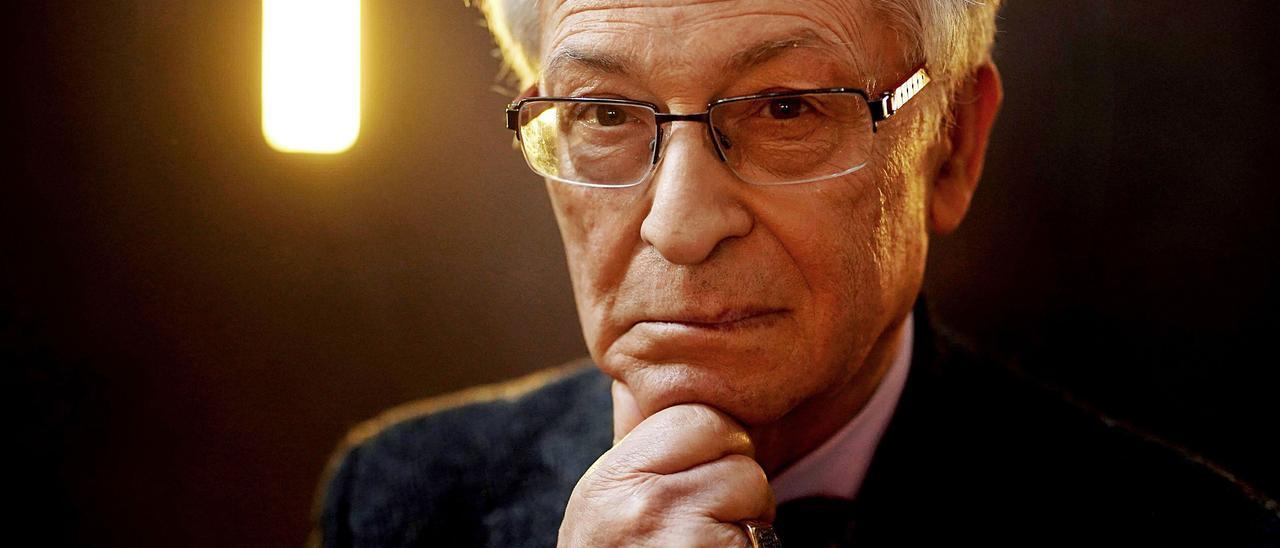 El economista e historiador madrileño Ángel Viñas. | | LP/DLP