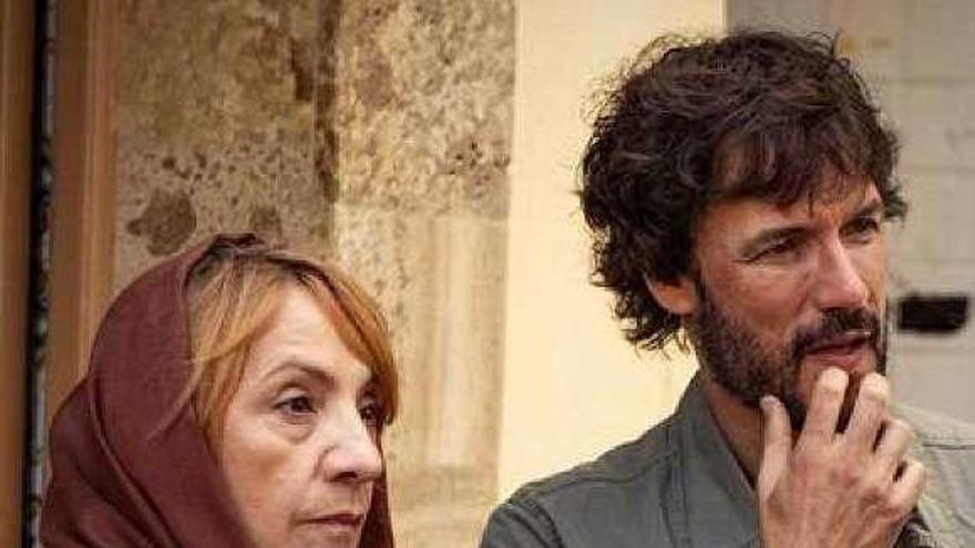 """Blanca Portillo y Daniel Grao vuelven a televisión con la serie """"Promesas de arena"""""""