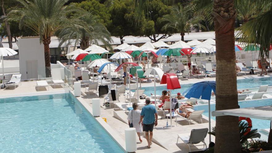 Erst ein Fünftel der Hotels auf Mallorca geöffnet