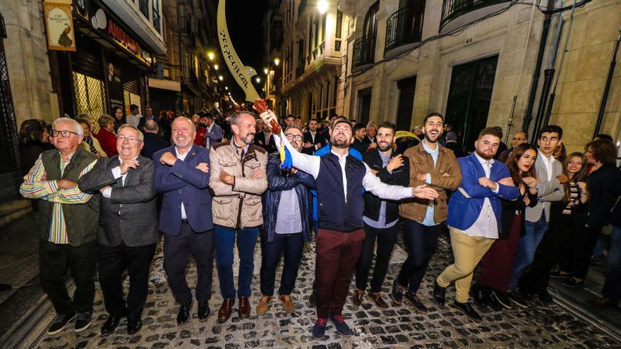 El alcalde de Alcoy pide que no se celebren fiestas privadas para conmemorar el Mig Any y apela a la máxima prudencia