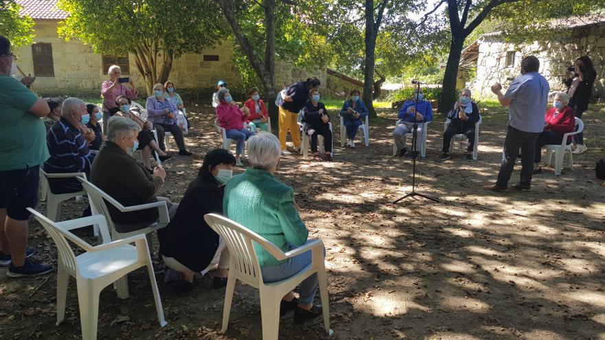 Afamo celebra el Día del Alzhéimer con música tradicional