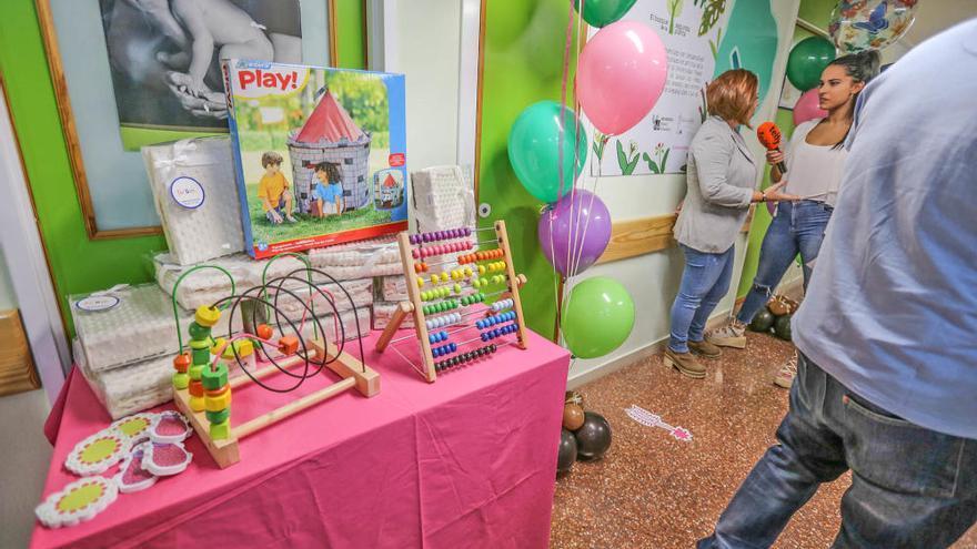 Pediatría de colores para levantar el ánimo