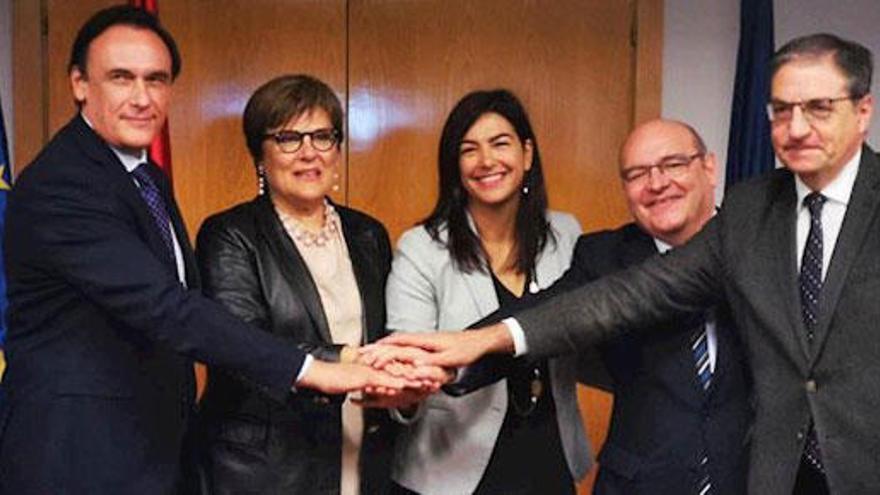 Gobierno, CSD y universidades quieren crear unos campeonatos de España universitarios