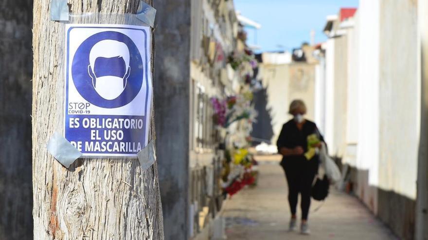 """""""No se puede entender Todos los Santos como una fiesta triste"""", dice el obispo"""