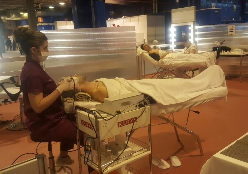 Alumnos de Alicante compiten en la FP Skill 2107