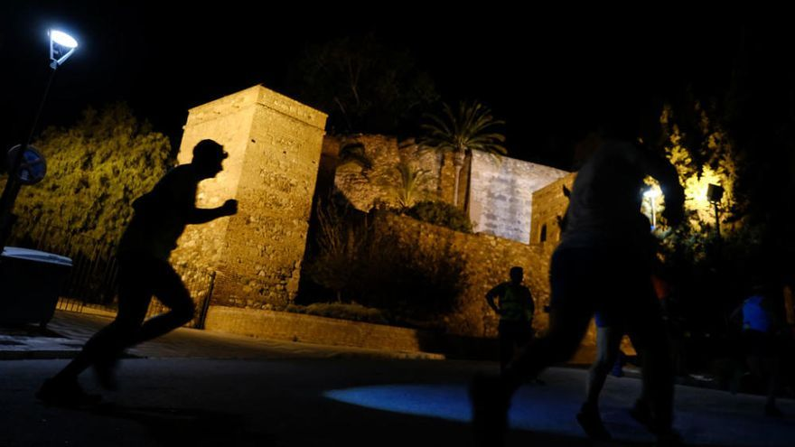 La carrera popular nocturna 'MLK & Tahermo Trail' regresa este sábado