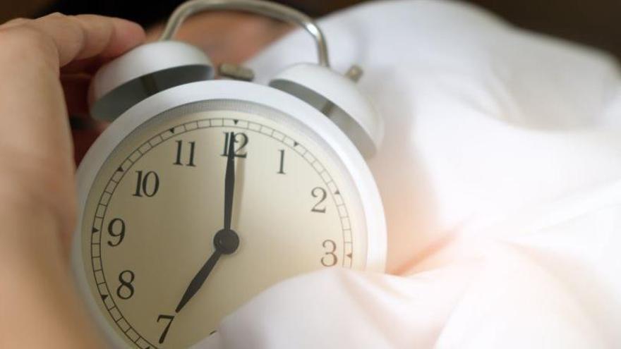 El descanso nocturno, la asignatura pendiente