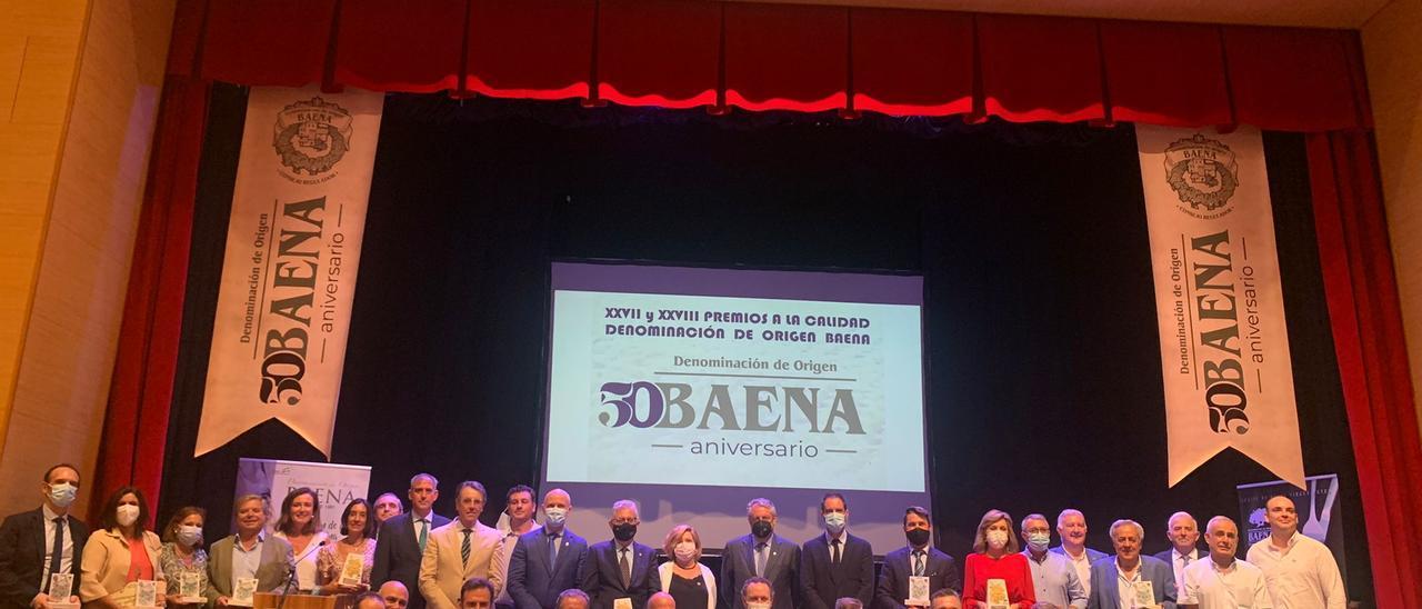 La Denominación de Origen Baena entrega en Castro del Río sus premios a los mejores aceites