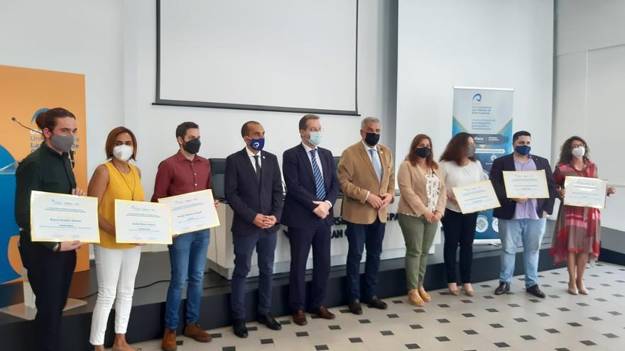 Covid y medioambiente protagonizan los premios de la Cátedra Telefónica