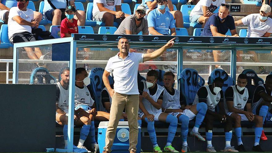 Carcedo: «En casa hay que hacerse fuerte y conseguir los tres puntos»
