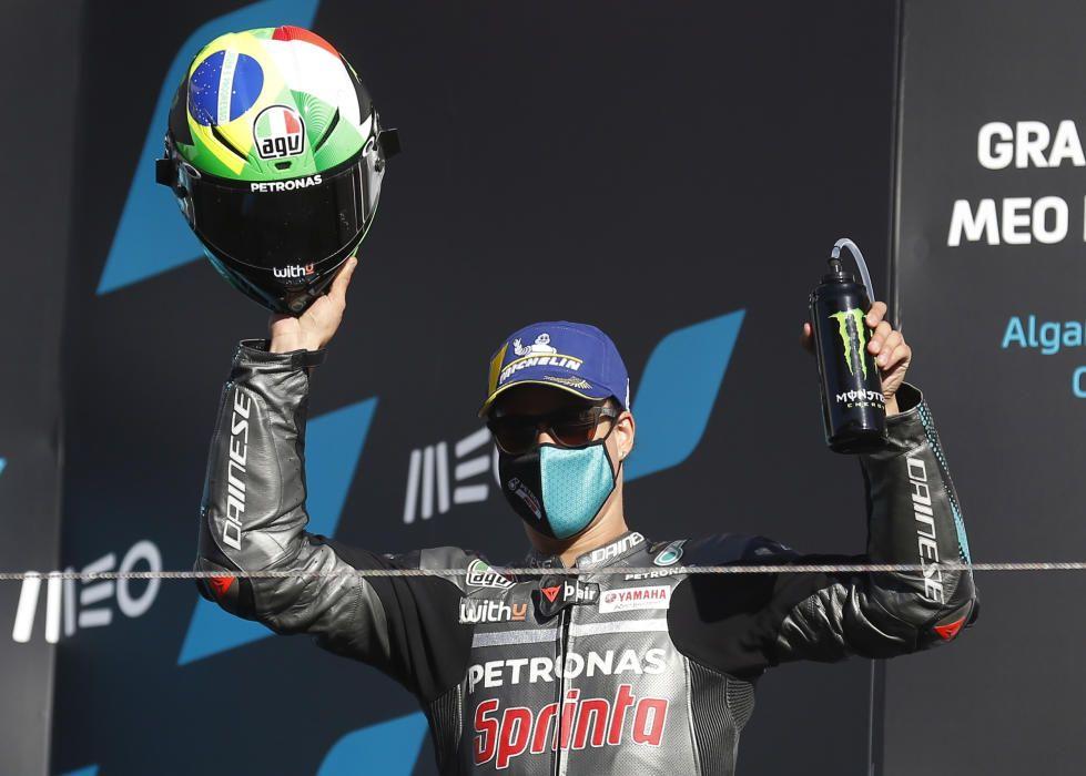 Las imágenes de la carrera en el GP de Portugal.