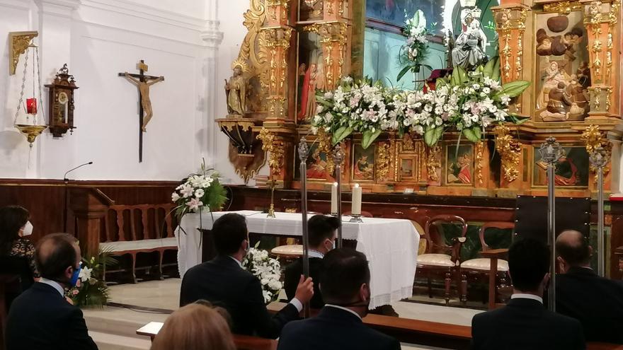Toro revive el preludio de la fiesta de la Virgen del Canto con las tradicionales vísperas