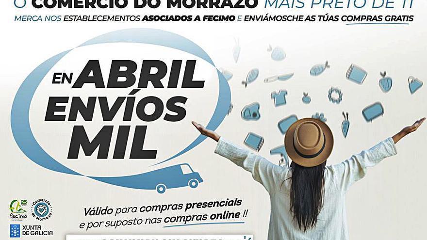 Fecimo amplía su campaña de envíos gratis a domicilios para estimular el consumo local en abril