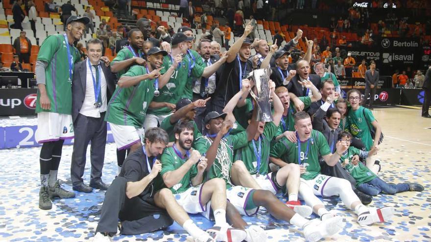 Así te contamos el triunfo del Unicaja en La Fonteta para ganar la Eurocup