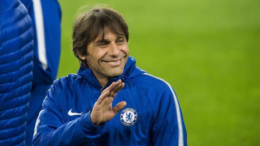 Conte, listo para sustituir a Lopetegui en el Madrid, según 'Mediaset Italia'